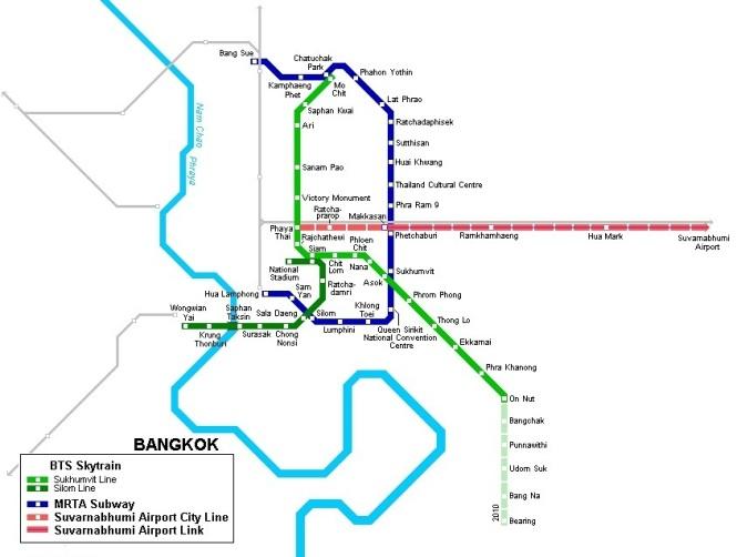 красная линия до аэропорта на данный момент еще не запущена). карта взята с. метро над землей (две линии) и...